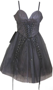 bebe Bryce Lace Corset Dress- Size XS