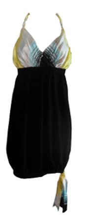 bebe Empire Waist Dress- Size XS