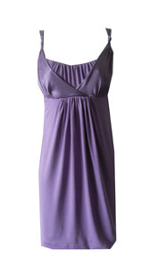 bebe Jessie Satin Bubble Dress- Size L