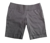 bebe Trapunto Shorts- Size 6