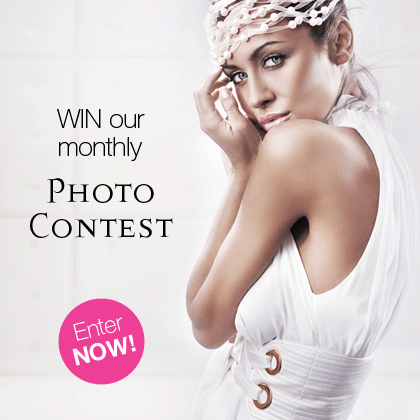 Win Our Monthly Contest :)